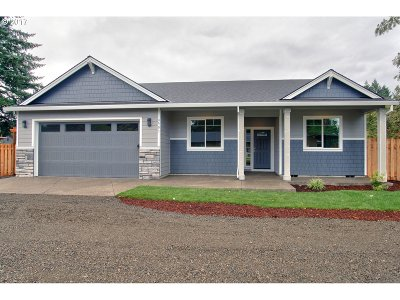 Single Family Home Sold: 8501 SE 62nd Ave