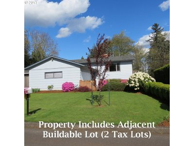 Single Family Home For Sale: 400 SE 111th Ave
