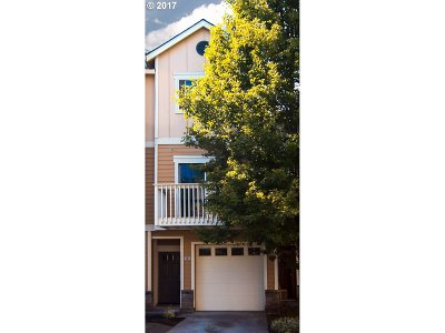 Beaverton Single Family Home For Sale: 18425 SW Stepping Stone Dr #35