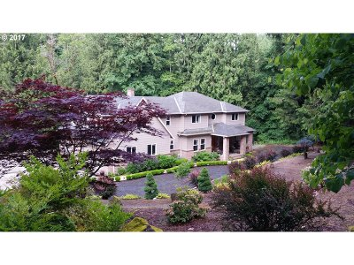 Oregon City Single Family Home For Sale: 18180 S Sam McGee Rd