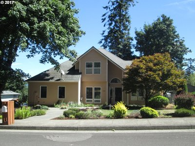 Columbia City Single Family Home For Sale: 2450 7th St