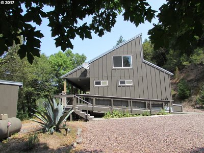Brookings Single Family Home For Sale: 21200 High Prairie Rd