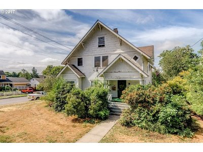 Newberg, Dundee Single Family Home For Sale: 503 N College St