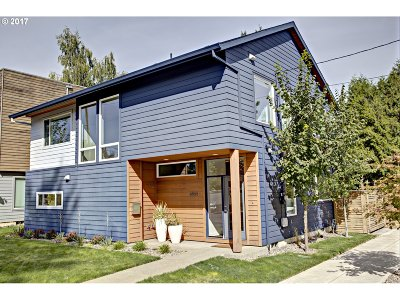 Portland Single Family Home For Sale: 2305 N Bryant St