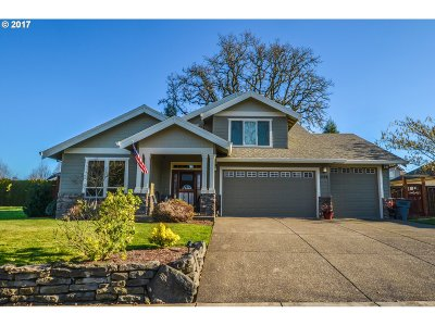 McMinnville Single Family Home For Sale: 2578 NW Merlot Dr