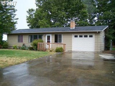 Vancouver WA Single Family Home Sold: $250,000