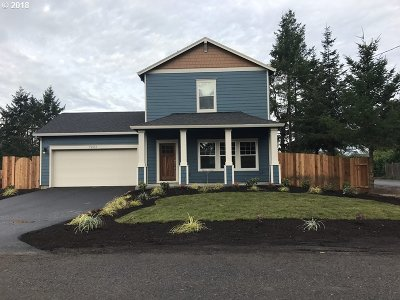 Milwaukie Single Family Home For Sale: 7245 SE Lamphier Ave #lot 3