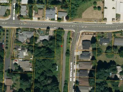 Tigard Residential Lots & Land For Sale: 12630 SW Walnut St