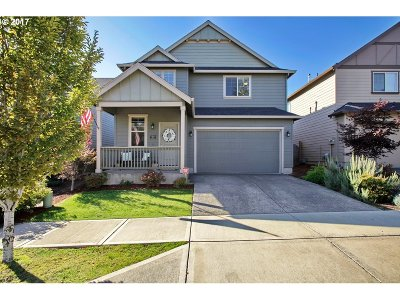 Happy Valley, Clackamas Single Family Home For Sale: 14541 SE 155th Dr
