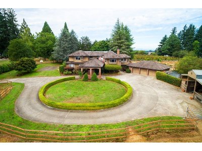 Tualatin Single Family Home For Sale: 23177 SW Stafford Rd