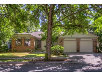 Beaverton Single Family Home For Sale: 6340 SW 154th Pl