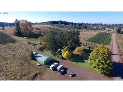 Farm & Ranch For Sale: 14702 S Spangler Rd