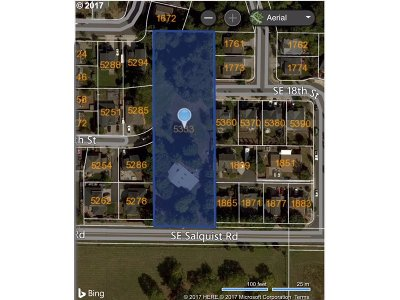 Gresham Residential Lots & Land For Sale: 5333 SE Salquist (Land) Rd