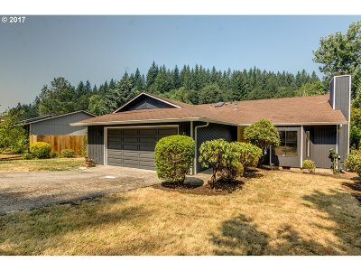 Clackamas Single Family Home For Sale: 11051 SE Mather Rd