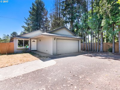 Portland Single Family Home For Sale: 2301 SE 110th Ave