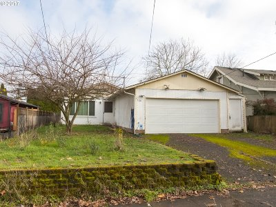 Portland Single Family Home For Sale: 7126 N Greenwich Ave