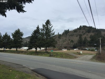 Brookings Residential Lots & Land For Sale: 15887 Hwy 101