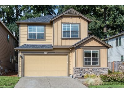 Tigard Single Family Home For Sale: 14231 SW Walnut Creek Ct