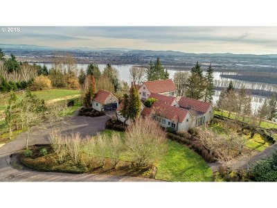 Camas Single Family Home For Sale: 4510 NW McIntosh Rd