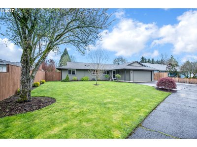 Single Family Home Sold: 630 SE 207th Ave