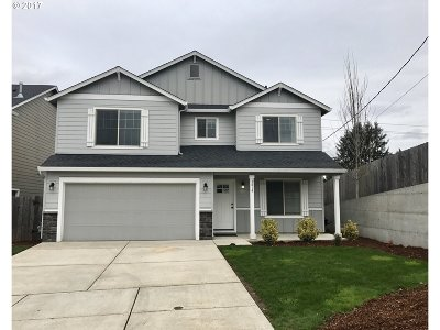 Vancouver WA Single Family Home Sold: $315,000