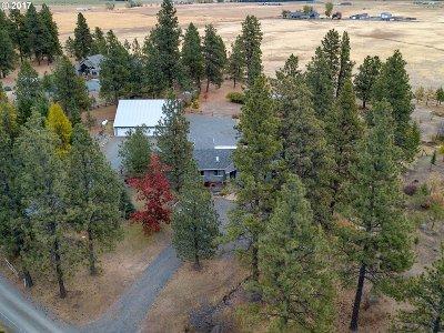 Baker County Single Family Home For Sale: 42891 Ponderosa Dr