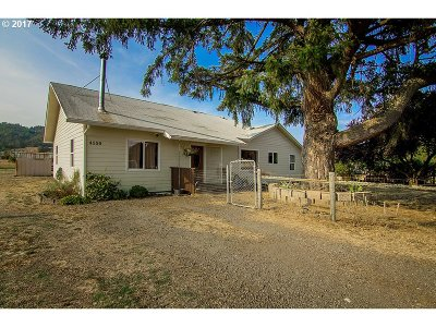 Sutherlin Single Family Home For Sale: 4550 Nonpareil Rd