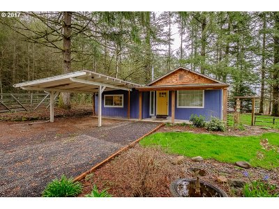 Lyons Single Family Home Sold: 11012 Teeters Rd