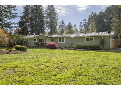 Stayton Single Family Home For Sale: 15988 N Santiam Hwy