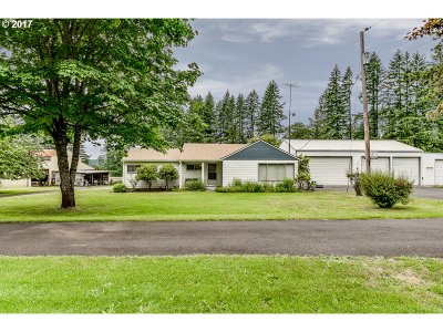 Oregon City Single Family Home For Sale: 24581 S Newkirchner Rd