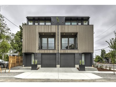 Clackamas County, Multnomah County, Washington County Multi Family Home For Sale: 6485 N Wilbur Ave