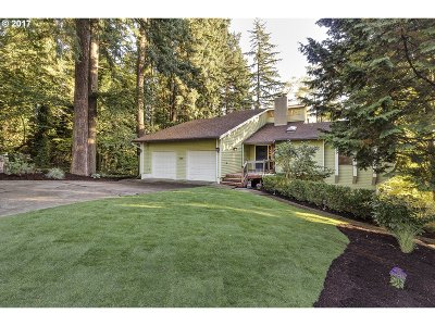 Happy Valley Single Family Home Pending: 12801 SE 123rd Ave