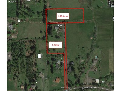 Happy Valley, Clackamas Residential Lots & Land For Sale: 17797 SE Hemrich Rd