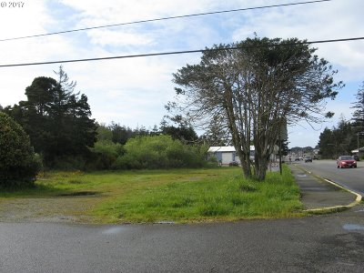 Port Orford Residential Lots & Land For Sale: Oregon St