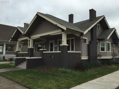 Pendleton Single Family Home For Sale: 702 SE Byers Ave