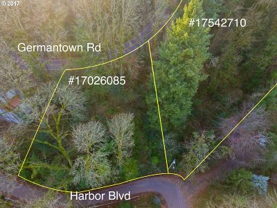 Portland Residential Lots & Land For Sale: 9701 NW Germantown Rd