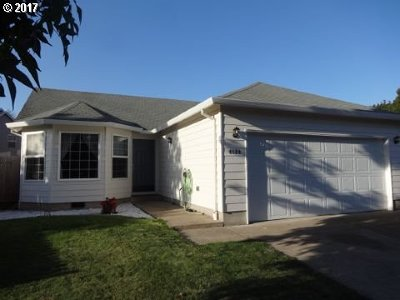 Springfield Single Family Home For Sale: 4128 Forsythia St