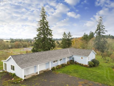 Hillsboro Single Family Home For Sale: 10580 NW Valley Vista Rd