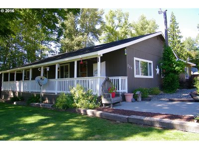 Goldendale WA Single Family Home Sold: $200,000