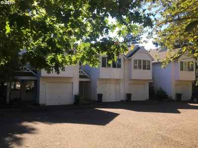 Canby Condo/Townhouse Sold: 163 SW 3rd Ave