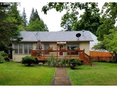 Roseburg OR Multi Family Home For Sale: $218,000
