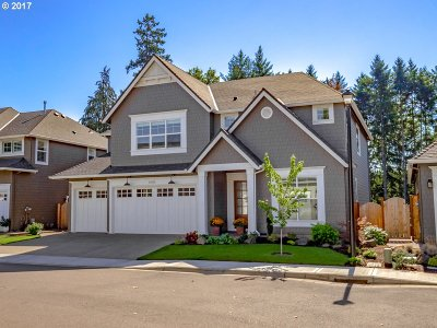 Wilsonville Single Family Home For Sale: 8388 SW Metolius Loop