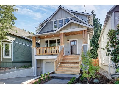Single Family Home For Sale: 3318 SE Salmon St