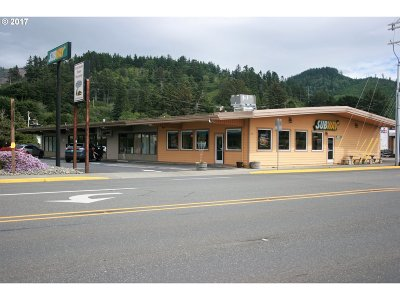Gold Beach OR Commercial For Sale: $500,000