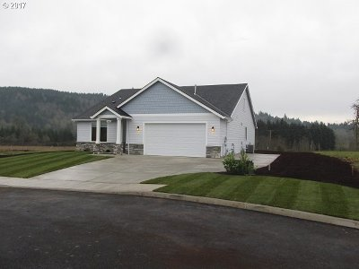 Oregon City, Beavercreek, Molalla, Mulino Single Family Home For Sale: 13940 S Lucia Ln