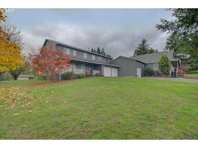 La Center Single Family Home For Sale: 34600 NE 14th Ave