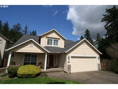 Tualatin OR Single Family Home Sold: $459,900