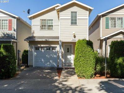 Condo/Townhouse For Sale: 7418 SE Henderson St #4