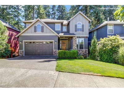 Tualatin Single Family Home For Sale: 22923 SW Cowlitz Dr