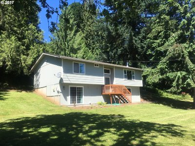 Columbia City Single Family Home For Sale: 1755 3rd St